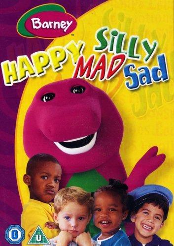 Happy Mad Silly Sad