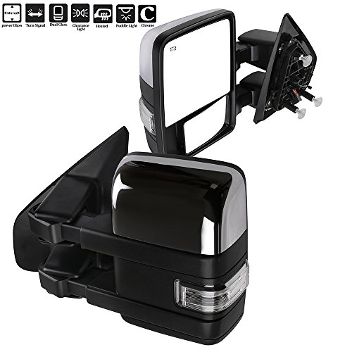 09 f150 tow mirrors - 1