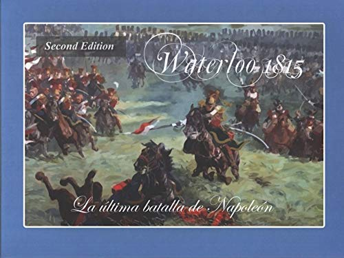 Tactical Wargame Waterloo 1815 - The Last Battle of Napoleon, 2nd Edition