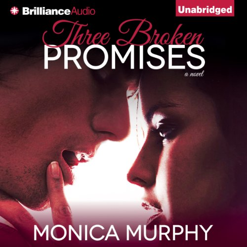 Three Broken Promises audiobook cover art