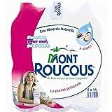 MONT ROUCOUS - Eau Minérale 6X1L - L'unité