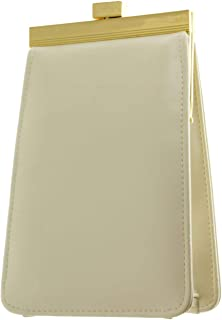 f13cab0ebb Amazon.com: Ivory - Clutches / Clutches & Evening Bags: Clothing ...