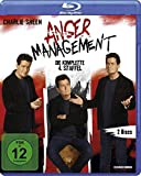 Anger Management-die Komplette 4.Staf (Blu-Ray) [Import anglais]