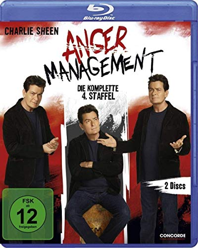 Anger Management - Staffel 4 [Blu-ray]