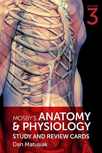 Mosby's Anatomy flashcards