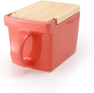 ZEROJAPAN Salt Box (Carrot)