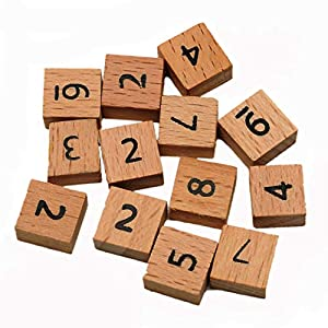 WE Games Replacement Sudoku Small Thinking Tiles