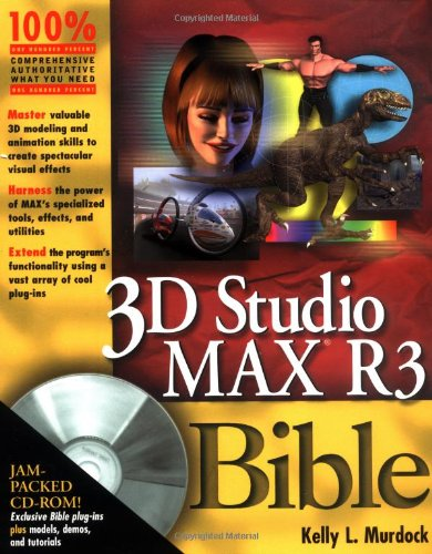 3D Studio MAX R3 Bible, w. CD-ROM
