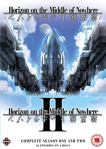 Horizon on The Middle of Nowhere Complete Series 1 and 2 Collection [Edizione: Regno Unito] [Import]