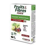 Ortis Frutas & Fibras Forte 24 Comp 20 g