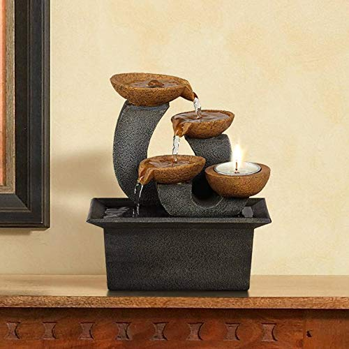 "Hayden Indoor 7"" High Table Fountain"