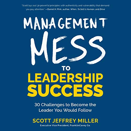 Management Mess to Leadership Success Titelbild