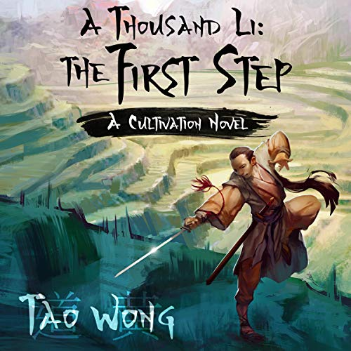 A Thousand Li: The First Step: A Cultivation Novel  By  cover art