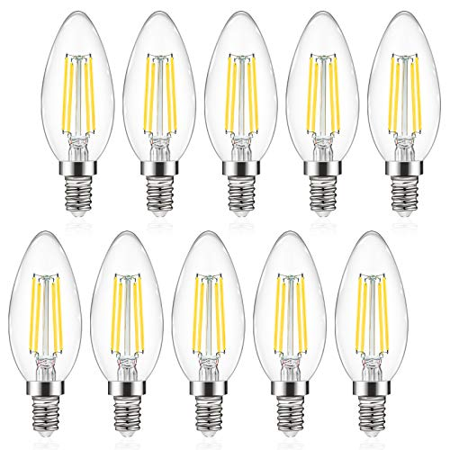 candelabra bulbs led 60w - 7