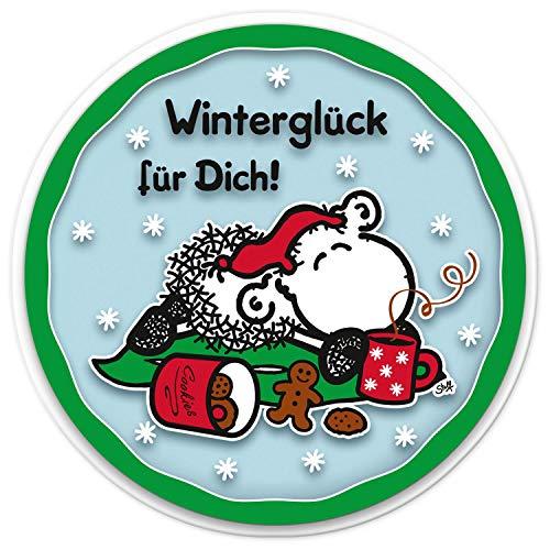 Sheepworld 49735 Handwärmer »Winterglück für Dich!«