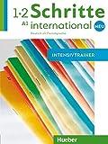 SCHRITTE INT.NEU 1+2 Intensivtrainer+CD: Intensivtrainer A1 mit Audio: Vol. 1-2 (SCHRINTNEU)