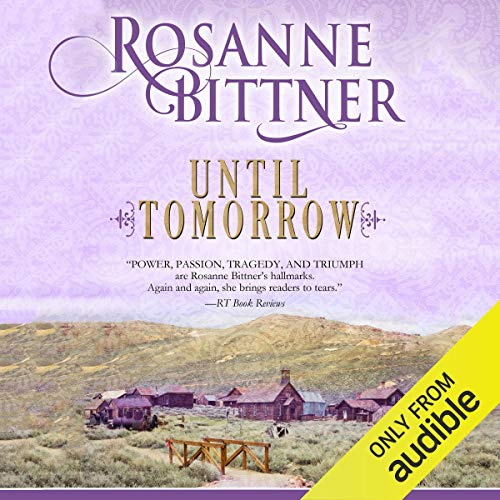Until Tomorrow audiobook cover art