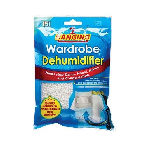 151 Products LTD Luftentfeuchter für Schrank, Design 1, Standard, 6 Stück