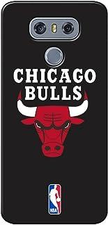 Capa de Celular NBA - LG G6 H870 - Chicago Bulls - NBAA05