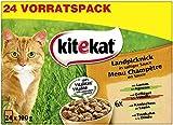Kitekat Katzenfutter Landpicknick in Sauce