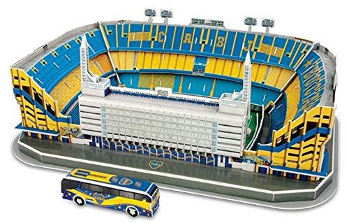 Nanostad Boca Juniors 'La Bombonera' 3D Stadion Puzzle