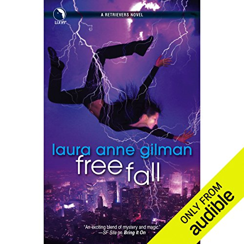 Free Fall     A Retrievers Novel              By:                                                                                                                                 Laura Anne Gilman                               Narrated by:                                                                                                                                 Emma Woodbine                      Length: 10 hrs and 40 mins     48 ratings     Overall 4.2