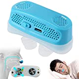 Anti Snoring Devices& Air Purifier,Sleeping Breath Aids, Nose Vents Plugs for Easing Breathing and Comfortable Sleep, Anti Snore Solution for Men Women