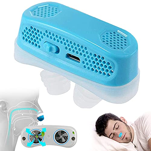 Anti Snoring Devices& Air Purifier,Sleeping Breath Aids, Nose Vents Plugs for Easing Breathing and Comfortable Sleep, Anti Snore Solution for Men...