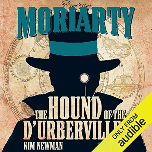 Professor Moriarty: The Hound of the D'Urbervilles cover art