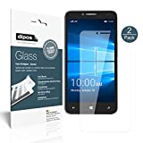 dipos I 2x Screen Protector compatible with Alcatel Idol 4
