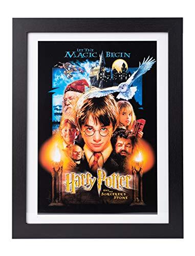 Grupo Erik PE30X40CM0007 Cuadro Decorativo Harry Potter,...