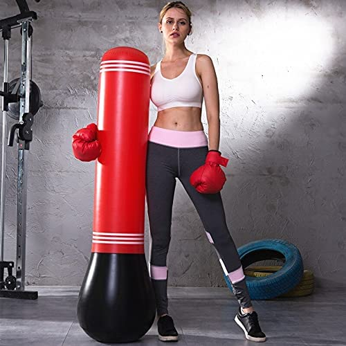 All items free shipping FFOO Boxing Bag Punching Inflatable Las Vegas Mall Bags Pre Training
