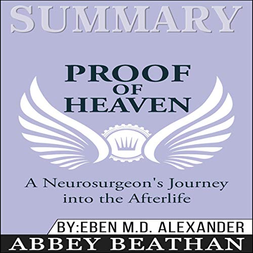 Summary of Proof of Heaven cover art