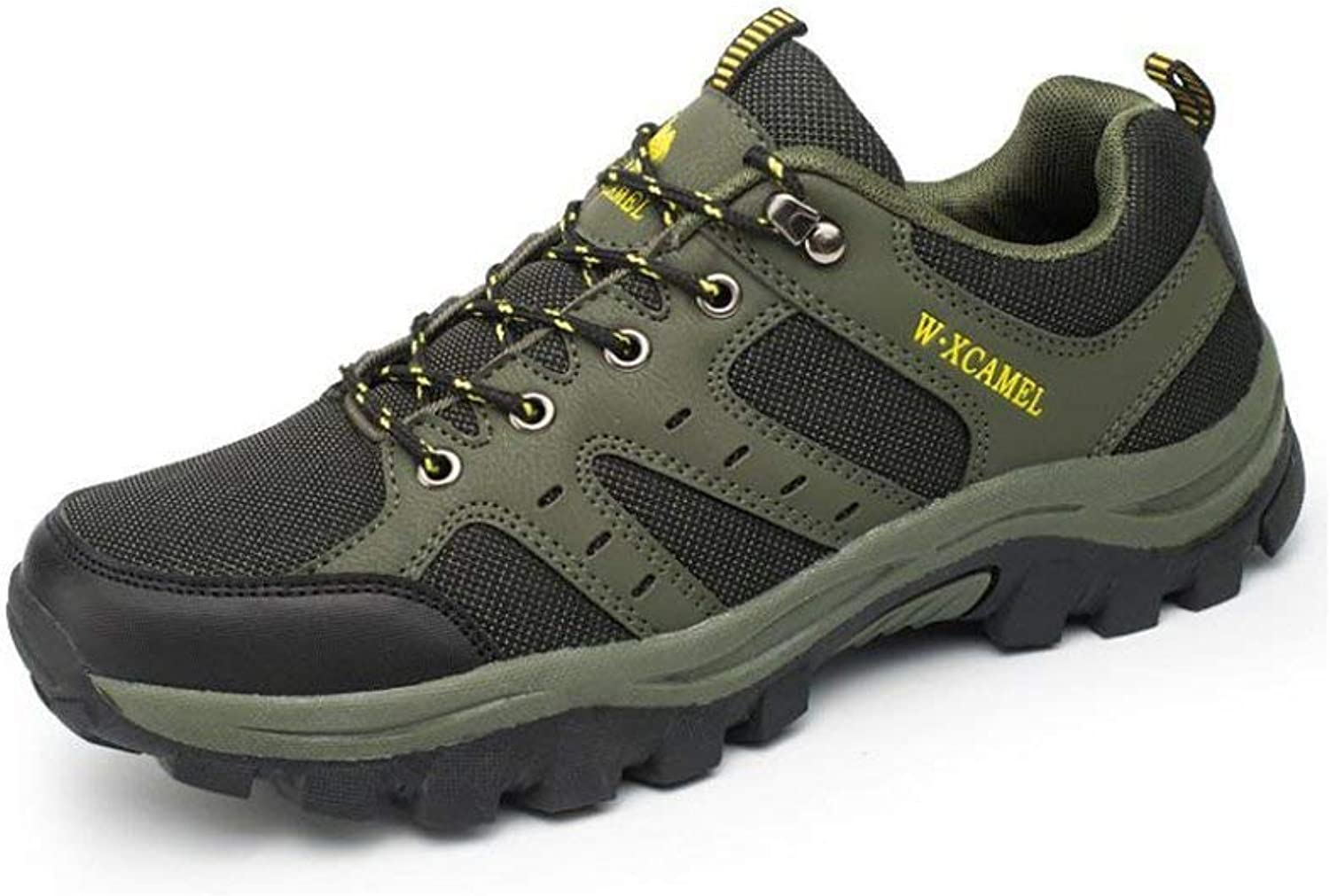 FuweiEncore Walking shoes, Men's shoes - Lightweight shoes, Mesh lining shoes, Heel & Toe bumpers - For hiking, hiking, travel this summer, C, 41 (color   As shown, Size   One size)