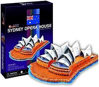 CubicFun 3D Puzzle Sydney Opera house (C067H)