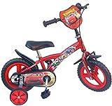 Toims Cars Vélo Enfant 12' - âge 3/4 ans