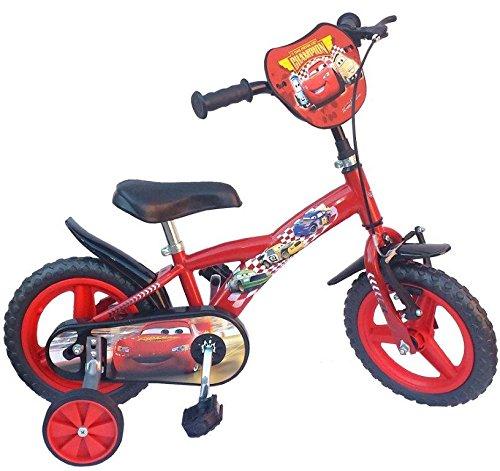TOIMS Boys Pik&Roll Cars Kinderfahrrad 12