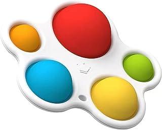 لعبة فيدجيت من جوجين، ألعاب حسية للأطفال الرضع، تعليم الأطفال المبكر، مهارات تطوير المهارات الحركية، تعليم مكثف، ألعاب الأ...