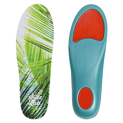 Insole for Flats and Boots. Extra Cushion Insole with Flexible Support/Memory Foam/Adaptive Arch Support. for Men and Women.