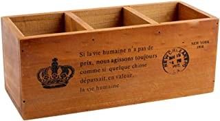 Best vintage wood desk organizer Reviews
