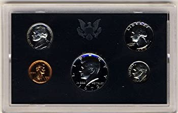 1972 S Clad Proof 5 Coin Set in Original Government Packaging Proof