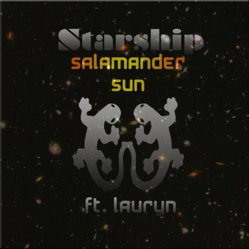 Salamander Sun & Lauryn