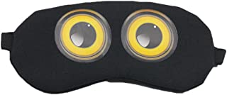 Fascigirl Sleep Mask Eye Mask Breathable Cartoon Eyes Sleep Eyeshade Eye Sleep Cover With Ice Pack