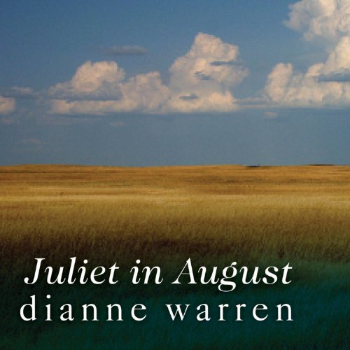 Juliet in August audiobook cover art