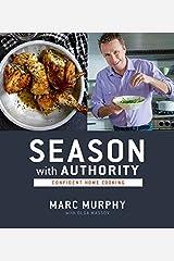 Season with Authority Hardcover