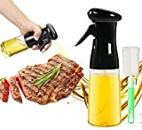 Olive Oil Sprayer. 7 oz Refillable Food Grade Olive Oil Sprayer BPA Free. Olive Oil Sprayer for...