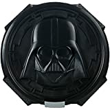 Star Wars 30200001 Darth Vader Brotdose Kunststoff, Schwarz