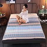 Nuiik-C22x Materasso per dormitorio per Studenti|Materasso per Dormire Twin Tatami|Materasso Pieghevole Arrotolabile per Letto a Pavimento|Materasso futon...