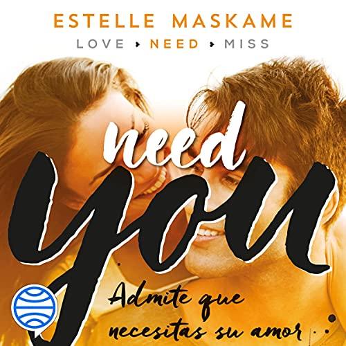 Diseño de la portada del título Need You (Spanish edition)