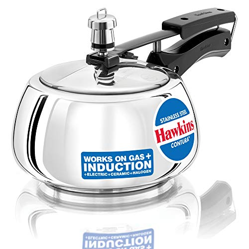 Hawkins SSC20 stainless steel pressure cooker